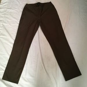 INC International Concepts Pants, Size 8, Brown